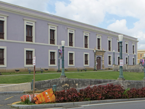 National Gallery in San Juan, Puerto Rico